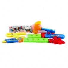 Набор инструментов, 12 предметов, пакет 521-9