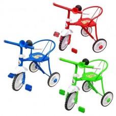 Велосипед 3-х колесный 64996 (Муравей мет.кол.)