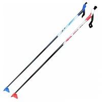 Палки лыжные 125 см STC стеклопластик