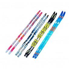 Лыжи пластик STC Step 120 см (2 сорт)