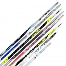 Лыжи пластик STC Step 175 см
