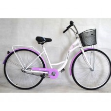 "Велосипед 28"" Princess Retro пурпурный"