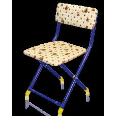 Стул детский складной с мягким сиденьем