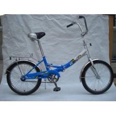 """Велосипед 20"""" Reggi  складной ПВЗ"""