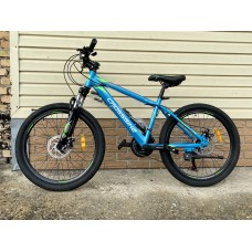 "Велосипед 24"" Crossbike Fulcrum MD 1 ам. 21 ск"