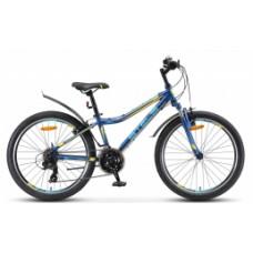 "Велосипед 24"" Stels Navigator 410 V 21 ск. 1 ам."