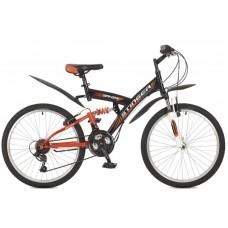 "Велосипед 24"" Stinger Banzai 18 ск. 2 ам."