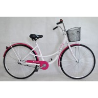 "Велосипед 28"" Narcissus Retro розовый"