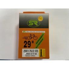 """Велокамера 29"""" Orange бутил 48 мм"""