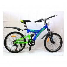 "Велосипед 26"" Maks Soft V 2 ам. 21 ск."