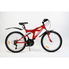 """Велосипед 24"""" Torrent Forest Al 7 ск. 2 ам."""