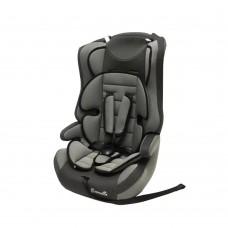 Автокресло Carmella 513RF гр. 1-2-3 grey/black