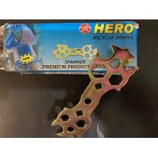 Ключ семейный Hero (Индия)