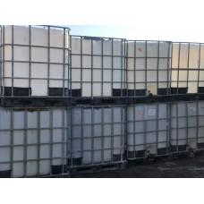 Куб (еврокуб) для воды пластиковый 1.1 м3