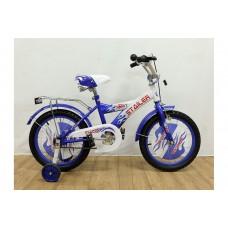 """Велосипед 18"""" Stailer (ручной и ножной тормоз)"""