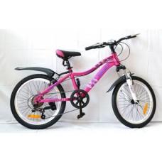 """Велосипед 20"""" Maks Baska V 1 ам. 6 ск."""