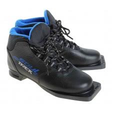 Ботинки лыжные 75 мм. Motor Track р.44