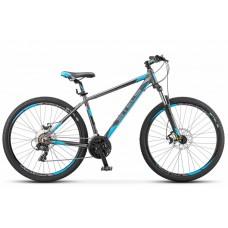 "Велосипед 27.5"" Stels Navigator 610 MD Al 21ск 1ам"