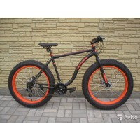 "Велосипед 26"" Black One Monster MD FAT Bike"