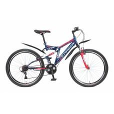 "Велосипед 26"" Stinger Highlander SX 150 V 18 ск. 2 ам."