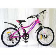 "Велосипед 24"" Maks Baska MD 1 ам. 21 ск."