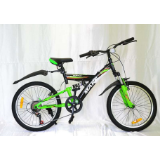 "Велосипед 20"" Maks Soft MD 2 ам. 6 ск."