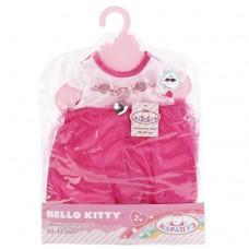 """Одежда для кукол """"Карапуз"""" 40-42 см Hello Kitty OTF-BLC18-C-RU"""