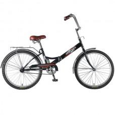 """Велосипед 24"""" Novatrack складной"""