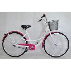 """Велосипед 28"""" Narcissus Retro пурпурный"""