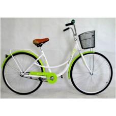"Велосипед 28"" Narcissus Retro зелёный"