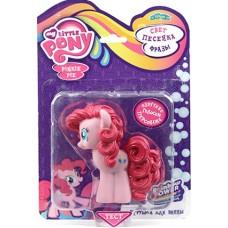 My Little Pony. Пластизоль Пинки Пай со светом и звуком, в блистере Hasbro 1180227-no