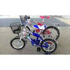 """Велосипед 12"""" Bravo (корзина,ручной,ножной тормоз)"""