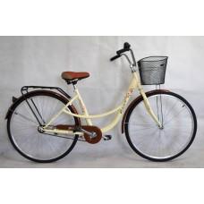 "Велосипед 28"" Narcissus Retro коричневый"
