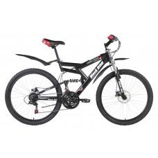 "Велосипед 26"" Black One Hooligan FS"
