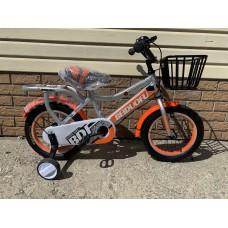 "Велосипед 14"" Мультяшка (BeiDuoFu)"