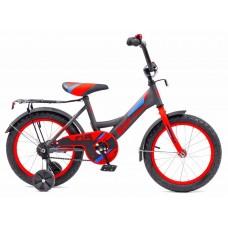 "Велосипед 14"" Black Aqua"