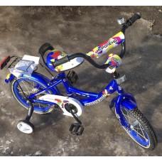 """Велосипед 14"""" Игроленд"""