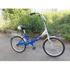 """Велосипед 20"""" Reggi FS складной"""