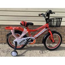 "Велосипед 16"" Мультяшка (BeiDuoFu)"