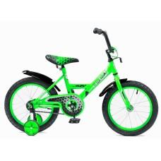 """Велосипед 16"""" Black Aqua Base 1602"""