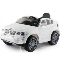 Электромобиль BMW Х6 Y043-H08083 белый