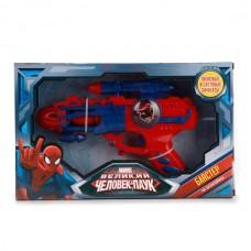 """Бластер """"Играем вместе"""" Marvel Spiderman 32*20*6.5 см кор. B800442-R2"""