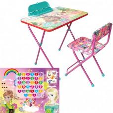 """Комплект детской мебели G.""""Две принцессы"""""""
