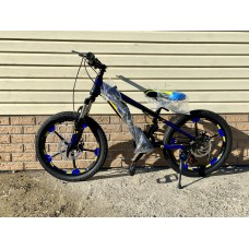 """Велосипед 20"""" Maks Rich MD 6 ск.1 ам. литые диски"""