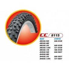 """Покрышка вело 26"""" CC Tyre 8115 Трактор 26x2.35"""