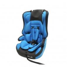 Автокресло Carmella 513RF гр. 1-2-3 blue/grey