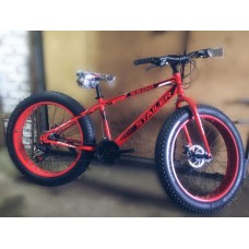 "Велосипед 26"" Stailer Fat Bike 20003-2 Al 7 ск."