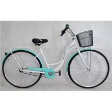 """Велосипед 28"""" Princess Retro бирюзовый"""