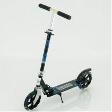 Самокат Scooter Sport Al NSC 125 200 мм