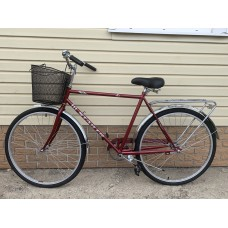 "Велосипед 28"" Stailer Gent с корзиной"